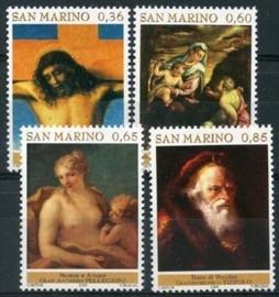 San Marino , michel 2332/35 , xx