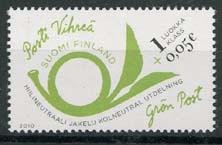 Finland, michel 2035, xx
