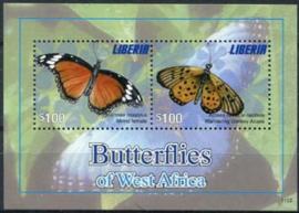 Liberia, michel blok 606, xx