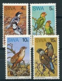 Z.W.Afrika, michel 392/95, xx