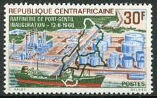 Centrafricain, michel 162, xx