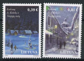 Litouen, michel 1232/33, xx