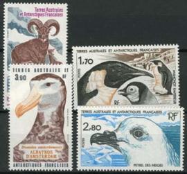 Antarctica Fr., michel 196/99, xx