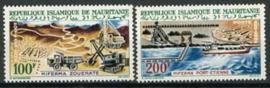 Mauretanie, michel 202/03, xx