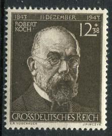 Duitse Rijk, michel 864, xx