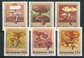Zimbabwe, michel 476/81, xx