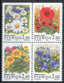 Zweden, michel 1781/84, xx