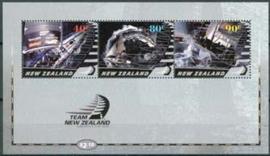 N.Zeeland, michel blok 150, xx