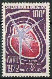 Tchad, michel 509, xx