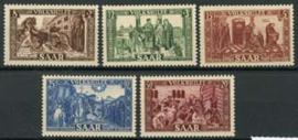 Saar , michel 299/303, xx