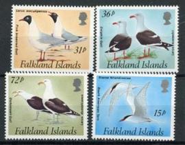Falkland, michel 575/78, xx
