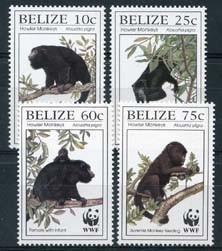 Belize , michel 1182/85 , xx