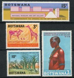 Botswana, michel 43/46, xx