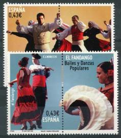 Spanje, michel 4436/37, xx