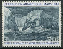 Antarctica Fr., michel 189, xx