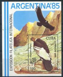 Cuba, michel blok 90, xx