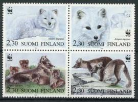 Finland, michel 1202/05, xx