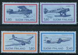 Finland, michel 1053/56, xx