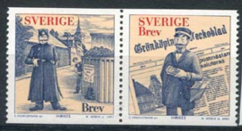 Zweden, michel 2310/11, xx