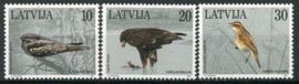 Letland, michel 447/49, xx