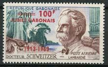 Gabon, michel 182, xx