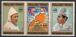 Marokko, michel 950/52, xx