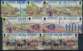 Alderney, michel 108/15, xx