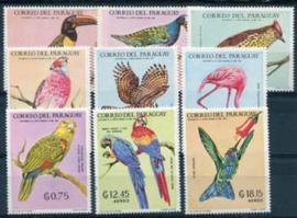 Paraguay, michel 1929/37, xx
