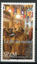 St.Pierre, michel 951, xx