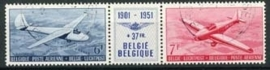 Belgie, obp PA 26/27, o