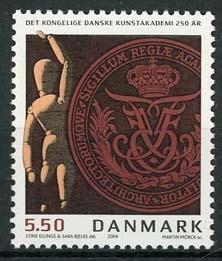 Denemarken, michel 1368, xx