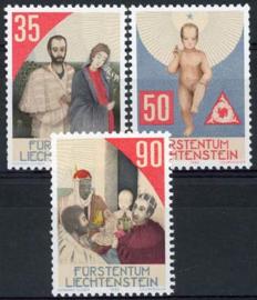 Liechtenstein, michel 954/56, xx