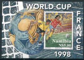 Namibie, michel blok 42, xx