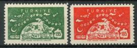 Turkije, michel 1621/22 , xx