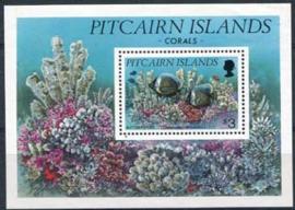 Pitcairn, michel blok 15, xx