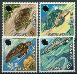 Cayman, michel 282/85, xx