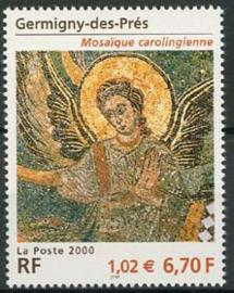 Frankrijk, michel 3498, xx