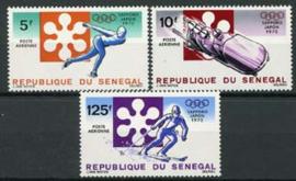 Senegal, michel 479/81, xx
