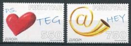 Faroer, michel 638/39, xx
