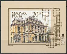 Hongarije, michel blok 173 B, xx