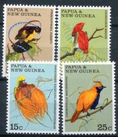 Papua N.Guinea, michel 175/78, xx