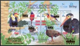 Indonesie, zbl. blok 278, xx