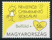 Hongarije, michel 5775, xx