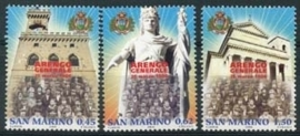 San Marino , michel 2246/48 , xx