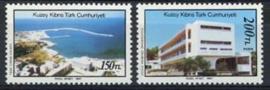 Turks Cyprus, michel 218/19, xx