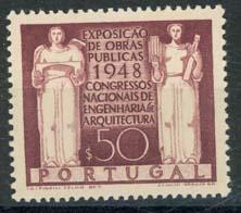 Portugal, michel 724, xx