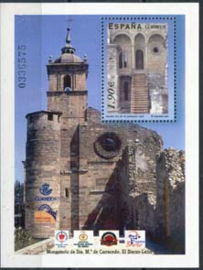 Spanje, michel blok 135, xx