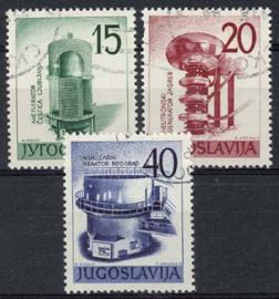 Joegoslavie, michel 927/29, o