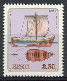 Estland, michel 302, xx