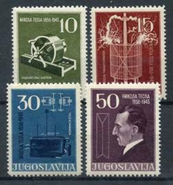 Joegoslavie, michel 791/94,xx